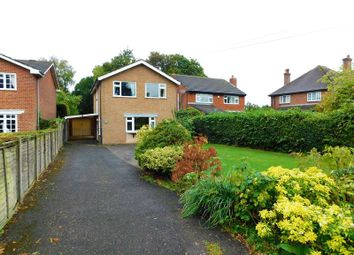 Thumbnail 3 bed detached house for sale in Stockton Lane, Weeping Cross, Stafford