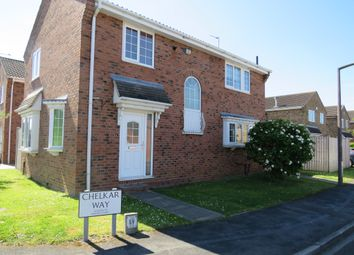 Thumbnail 4 bed detached house for sale in Chelkar Way, York