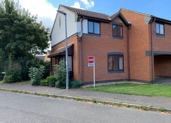 Thumbnail 3 bedroom link-detached house for sale in Eayre Court, St. Neots