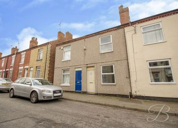 Thumbnail 3 bed terraced house for sale in George Street, Mansfield Woodhouse, Mansfield