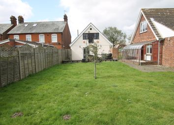 Thumbnail Land for sale in High Road, Trimley St Martin