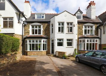 Thumbnail 5 bedroom terraced house for sale in Brincliffe Edge Road, Sheffield