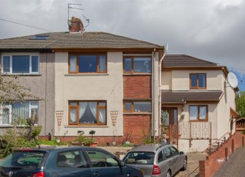 Thumbnail 4 bedroom detached house to rent in Deepdale Close, Cardiff