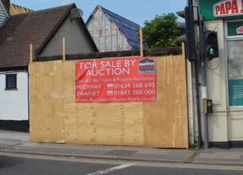 Thumbnail Land for sale in 4 London Road, Rochester, Kent