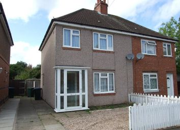Thumbnail 4 bed end terrace house to rent in Freeburn Causeway, Canley, Coventry