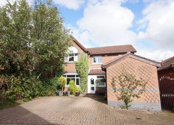 4 bed detached house for sale in Hatchery Close, Appleton Thorn WA4