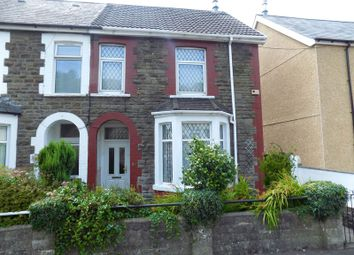 Thumbnail 3 bed semi-detached house for sale in Graig Y Fedw, Abertridwr, Caerphilly