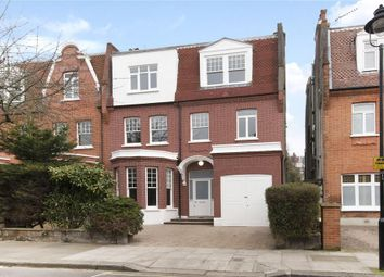 Thumbnail 3 bed flat to rent in Aberdale Gardens, West Hampstead