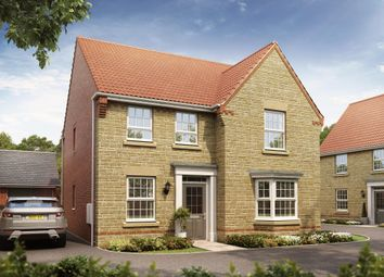 "Thumbnail 4 bed detached house for sale in ""Holden"" at Oxford Road, Calne"