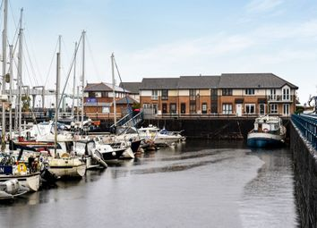 Thumbnail 1 bed terraced house for sale in Custom House Place, Penarth