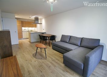 Thumbnail 1 bed flat to rent in Station Street, London