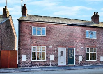Thumbnail 2 bed end terrace house for sale in Byron Street, Macclesfield, Cheshire