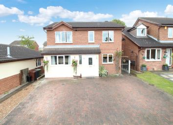 Thumbnail 4 bed detached house for sale in Maple Rise, Rothwell, Leeds