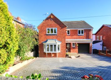 Thumbnail 5 bed detached house for sale in Mansfield Road, Hasland, Chesterfield, Derbyshire