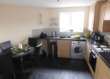Thumbnail 2 bedroom flat to rent in Spindle Court, Mansfield