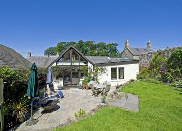 Thumbnail 4 bed cottage for sale in Main Street, Swinton, Duns