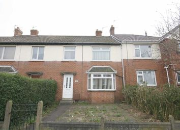 Thumbnail 3 bed terraced house to rent in Waldridge Road, Chester Le Street, County Durham