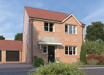 Thumbnail 4 bed detached house for sale in The Rosedene, The Pastures, Long Duckmanton