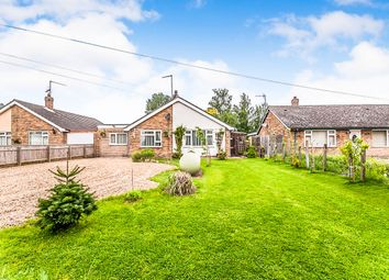 Thumbnail 3 bed detached bungalow for sale in The Cottons, Outwell, Wisbech