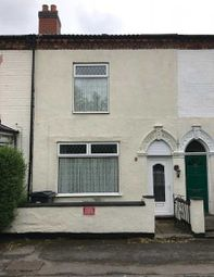 Thumbnail 2 bed terraced house for sale in Wesley Road, Erdington, Birmingham