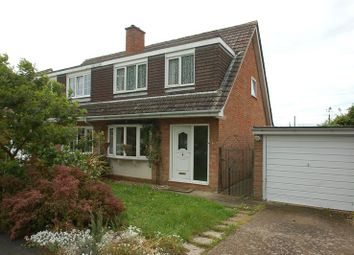 Thumbnail 3 bed semi-detached house for sale in Lennox Close, Alverstoke, Gosport