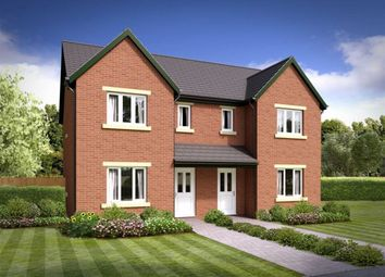 Thumbnail 3 bed semi-detached house for sale in The Brathay - Plot 37, Barrow-In-Furness, Cumbria