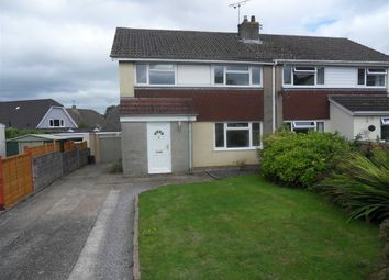 Thumbnail 4 bed semi-detached house to rent in Beaufort Gardens, Raglan, Usk, Monmouthshire
