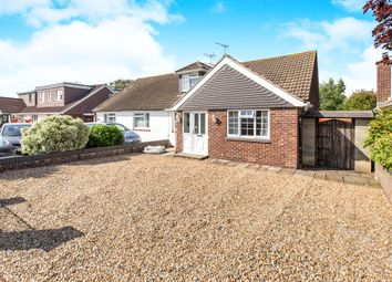 Thumbnail 3 bed bungalow for sale in Haslar Crescent, Waterlooville
