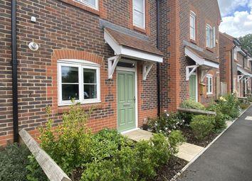 Thumbnail 3 bed terraced house for sale in Gilbert Hannam Close, Midhurst