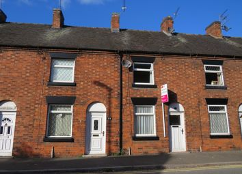Thumbnail 1 bed terraced house to rent in High Street, Rocester, Uttoxeter