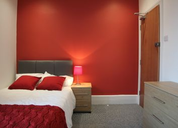 Thumbnail 6 bed shared accommodation to rent in Regent Road, Hanley
