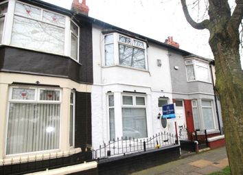 Thumbnail 2 bed terraced house for sale in Ince Avenue, Anfield, Liverpool