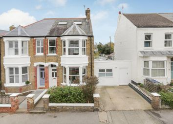 Thumbnail 5 bed semi-detached house for sale in Clare Road, Whitstable