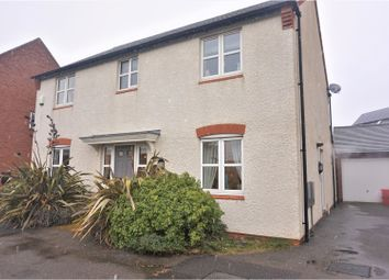 Thumbnail 4 bed detached house for sale in Stonebridge Close, Ibstock