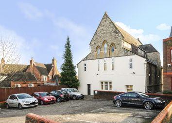 Thumbnail 1 bed flat for sale in Egham Hill, Englefield Green, Egham