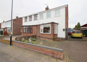 Thumbnail 3 bed semi-detached house for sale in Gleneagles Road, Wyken, Coventry