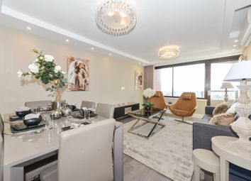Thumbnail 3 bed flat to rent in Cresta House, South Hampstead, London
