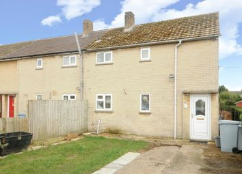 Thumbnail 2 bed end terrace house for sale in Mill Lane, Clanfield
