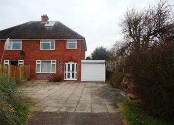 Thumbnail 3 bedroom semi-detached house to rent in Anson Row, Coley Lane, Little Haywood, Stafford