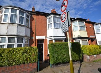 Thumbnail 5 bed terraced house to rent in Landseer Road, Clarendon Park, Leicester