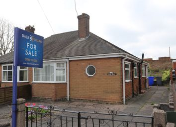 Thumbnail 2 bed bungalow for sale in Clanway Street, Tunstall