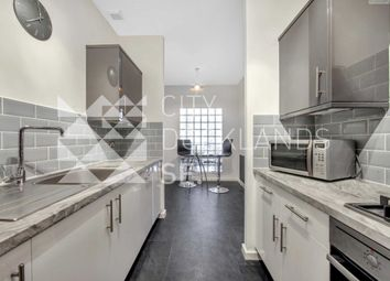 Thumbnail 1 bed flat to rent in The Exchange Building, 132 Commercial Street