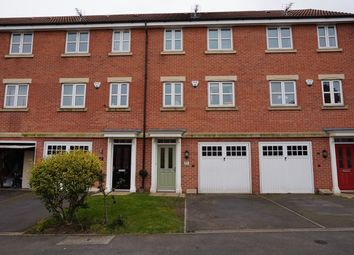 Thumbnail 3 bed town house for sale in Bessemer Drive, Mansfield