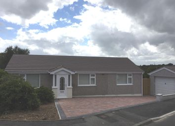 Thumbnail 3 bedroom detached bungalow for sale in Trentham Close, Plymouth