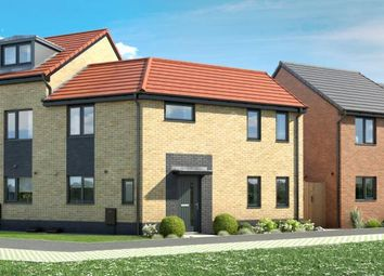 "Thumbnail 3 bedroom property for sale in ""The Ambrose At Amy Johnson"" at Hawthorn Avenue, Hull"