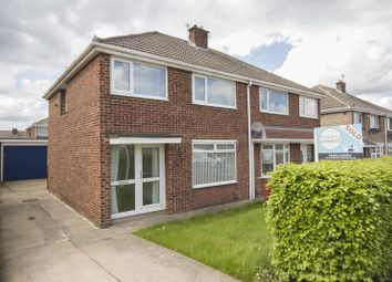 Thumbnail 3 bedroom semi-detached house for sale in Ripon Way, Eston