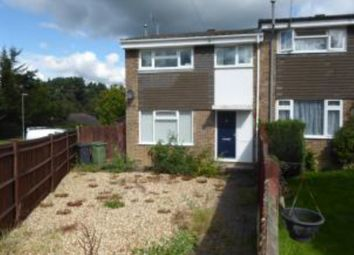 Thumbnail 3 bed end terrace house for sale in Birch Road, Headley Down, Bordon, Hampshire