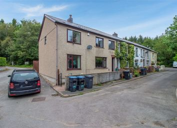 Thumbnail 4 bed end terrace house for sale in Coalbrook Vale, Nantyglo, Ebbw Vale, Blaenau Gwent