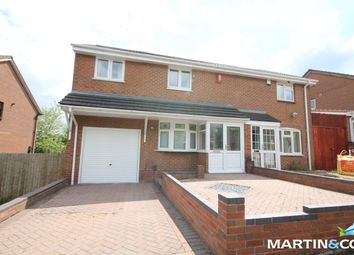 4 bed semi-detached house to rent in Osler Street, Edgbaston B16