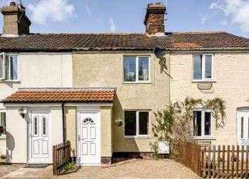 Thumbnail 2 bedroom terraced house for sale in Nursery Buildings, Dereham, Norfolk